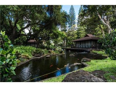 Honolulu Condo/Townhouse For Sale: 1511 Nuuanu Avenue #1132