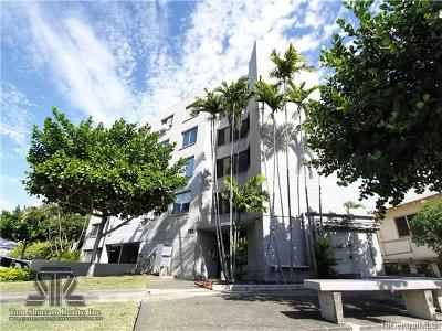 Honolulu HI Condo/Townhouse For Sale: $380,000