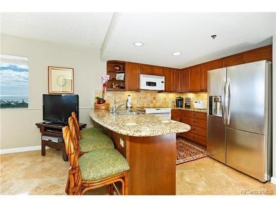 Hawaii County, Honolulu County Condo/Townhouse For Sale: 2045 Kalakaua Avenue #1207