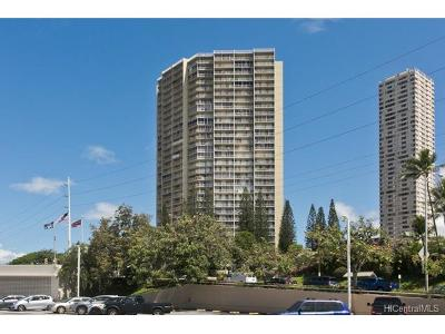 Condo/Townhouse For Sale: 98-099 Uao Place #PH3