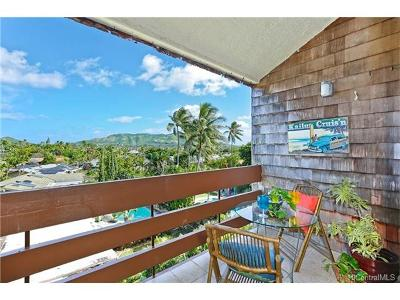 Kailua Condo/Townhouse In Escrow Showing: 1015 Aoloa Place #432