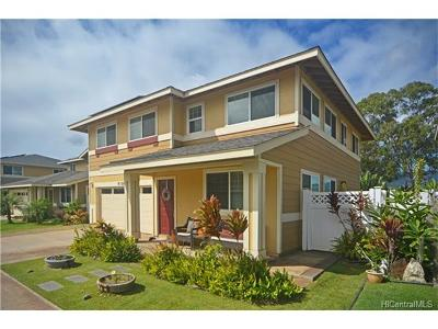 Ewa Beach HI Single Family Home For Sale: $800,000