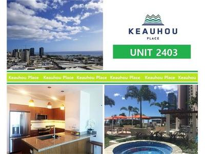 Honolulu HI Condo/Townhouse For Sale: $890,000