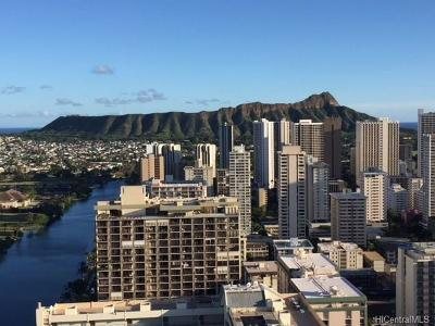 Honolulu HI Condo/Townhouse For Sale: $375,000