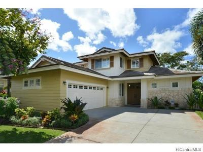 Kapolei Single Family Home In Escrow Showing: 92-1019b Koio Drive #S-17