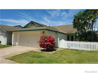Waianae Single Family Home For Sale: 87-112 Kulala Place