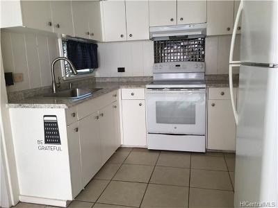 Pearl City HI Rental For Rent: $2,750