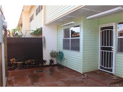 Waianae HI Condo/Townhouse For Sale: $160,000