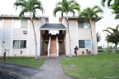 Mililani Condo/Townhouse For Sale: 95-1031 Ainamakua Drive #139