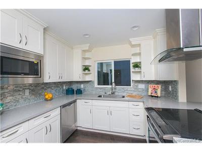 Single Family Home For Sale: 1215 Akipola Street