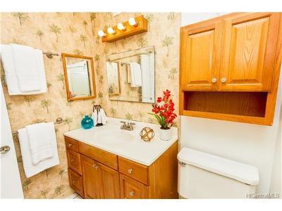 Honolulu Condo/Townhouse For Sale: 425 Ena Road #804B