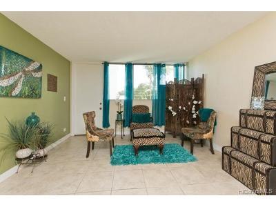 Condo/Townhouse For Sale: 46-280 Kahuhipa Street #B203