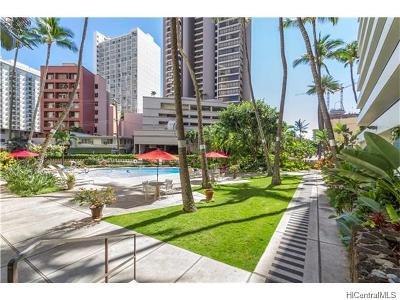 Honolulu Condo/Townhouse For Sale: 425 Ena Road #406-B