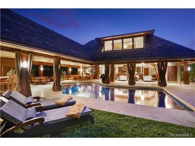 Single Family Home For Sale: 926 Kealaolu Avenue