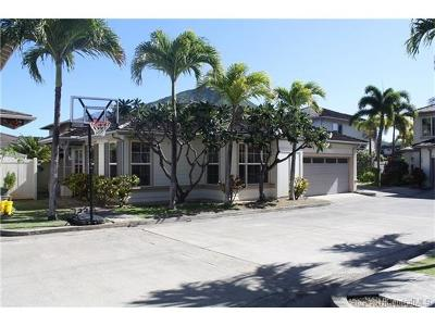 Condo/Townhouse In Escrow Showing: 520 Lunalilo Home Road #353