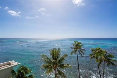 Honolulu Condo/Townhouse For Sale: 2943 Kalakaua Avenue #907