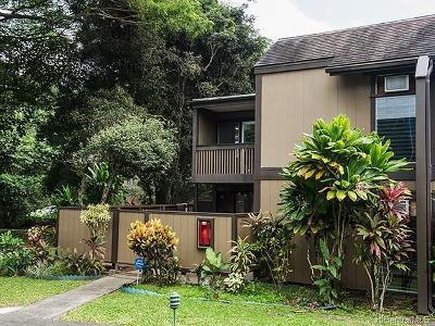 Kaneohe Condo/Townhouse For Sale: 47-7461 Hui Kelu Street #1101