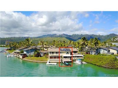 Honolulu County Condo/Townhouse For Sale: 103 Koko Isle Circle #103