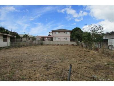 Waianae Residential Lots & Land For Sale: 87-120 Kahau Street
