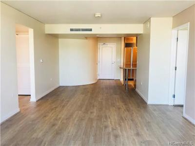 Condo/Townhouse In Escrow Showing: 1296 Kapiolani Boulevard #1502