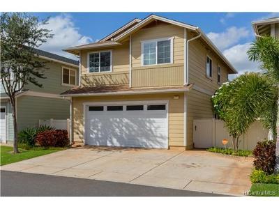 Ewa Beach Single Family Home For Sale: 91-1001 Keaunui Drive #71