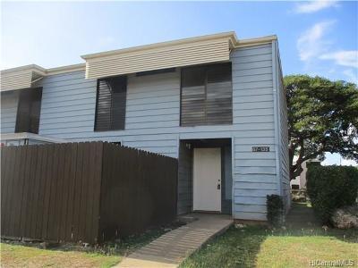 Waianae Rental For Rent: 87-135 Helelua Street #6