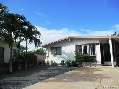 Ewa Beach Rental For Rent: 91-848 Kemika Place
