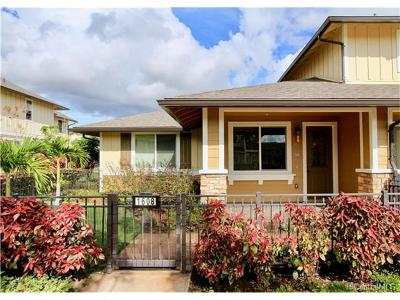kapolei Condo/Townhouse In Escrow Showing: 724 Kakala Street #1608