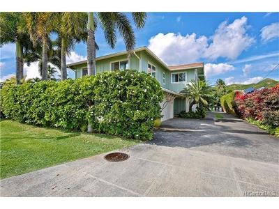 Single Family Home For Sale: 602 Kaiemi Street