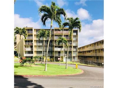 Mililani Condo/Townhouse For Sale: 95-2043 Waikalani Place #A101