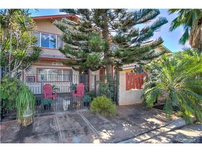 Waianae Single Family Home For Sale: 86-135 Leihoku Street