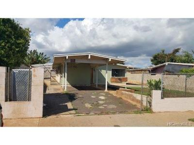 Ewa Beach Single Family Home For Sale: 91-1194 Hanaloa Street