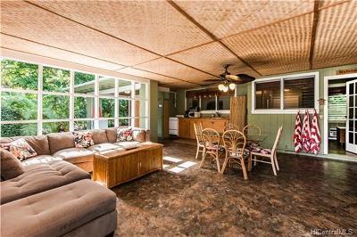 Single Family Home For Sale: 1459 Aalapapa Drive