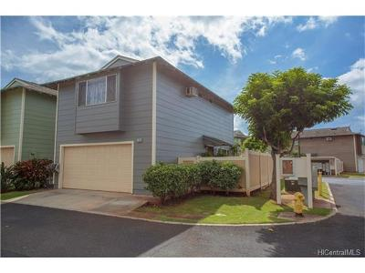 Ewa Beach Single Family Home In Escrow Showing: 91-1005a Manaolana Street