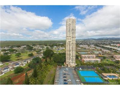 Pearl City Condo/Townhouse In Escrow Showing: 1060 Kamehameha Highway #2403A