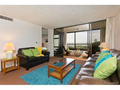 Condo/Townhouse For Sale: 1600 Ala Moana Boulevard #608