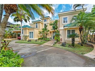 Kailua Single Family Home For Sale: 756 Mokulua Drive