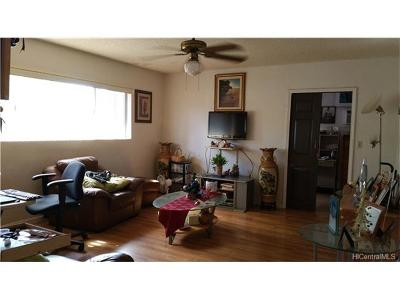 Waipahu HI Single Family Home For Sale: $625,000