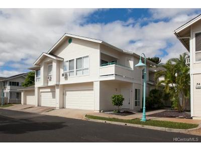 Ewa Beach Condo/Townhouse In Escrow Showing: 91-988 Laaulu Street #34G