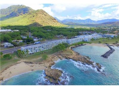 Waianae Condo/Townhouse For Sale: 85-175 Farrington Highway #A132