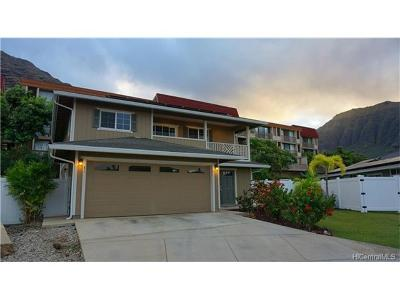 Waianae HI Single Family Home For Sale: $715,000