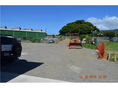 Honolulu County Residential Lots & Land In Escrow Showing: 621 Waipa Lane
