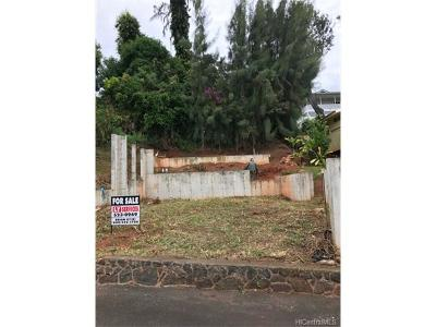 Kaneohe Residential Lots & Land For Sale: 45-567g Keaahala Road