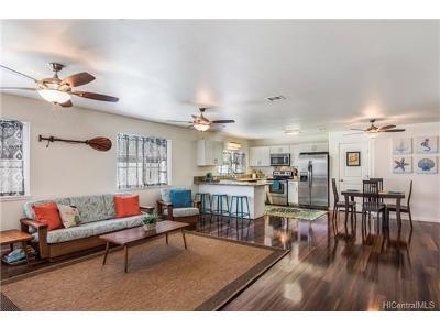 Waianae Single Family Home For Sale: 84-575 Kili Drive #65