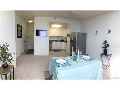 Hawaii County, Honolulu County Condo/Townhouse In Escrow Showing: 876 Curtis Street #3902