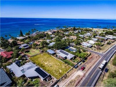 Waianae Residential Lots & Land For Sale: 84-172 Makau Street