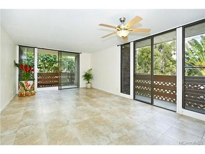 Kailua Condo/Townhouse In Escrow Showing: 1015 Aoloa Place #322