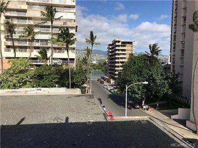 Honolulu Condo/Townhouse For Sale: 410 Nahua Street #501