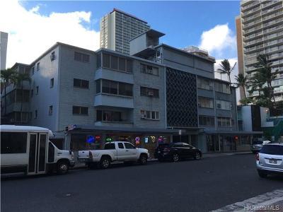 Honolulu Condo/Townhouse For Sale: 410 Nahua Street #407