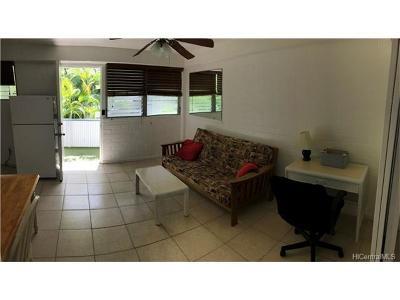 Honolulu Condo/Townhouse For Sale: 410 Nahua Street #215